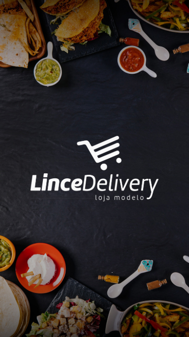 Splash Screen Lince Delivery
